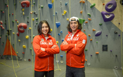Olympic Climbing is Happening for the First Time Ever